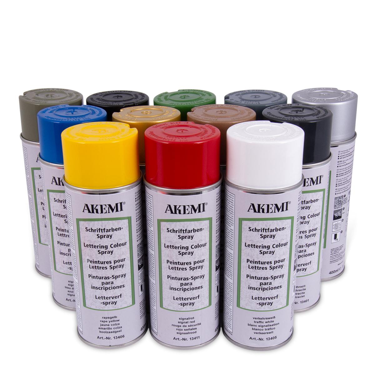 Lettering Primer Spray
